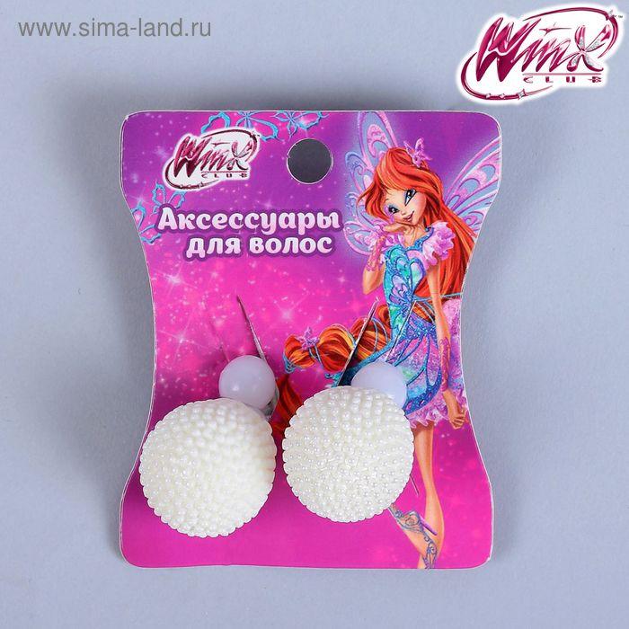Набор резинок с шариком Феи ВИНКС, 2 шт., 6 х 7,2 см
