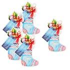 """Декоративный шильдик на подарок """"Счастливого Нового года"""", 7 х 10 см"""