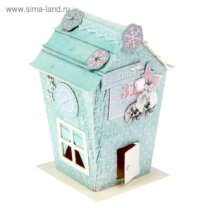 "Набор для создания домика ""Shabby House"""