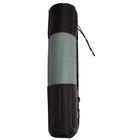 Чехол для йога-коврика 68х22 см, цвет черный