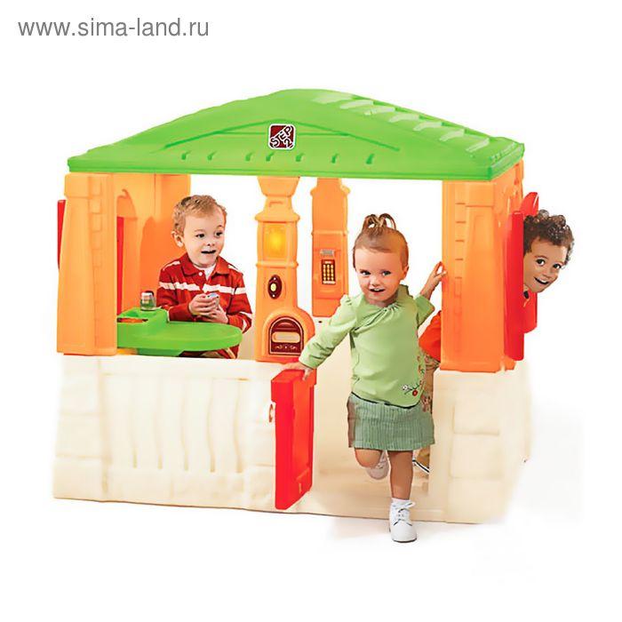 """Игровой домик """"Уютный коттедж"""""""