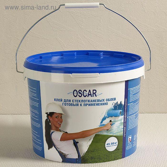 Kлей акриловый воднодисперсионный для стеклообоев Oscar (готовый к применению), 10 кг