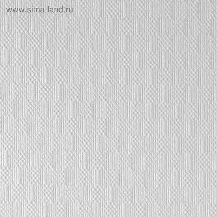 "Стеклотканевые обои Wellton ""Шахматы"", 1х25 м"