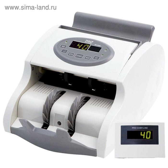 Счетчик банкнот PRO-40UMI