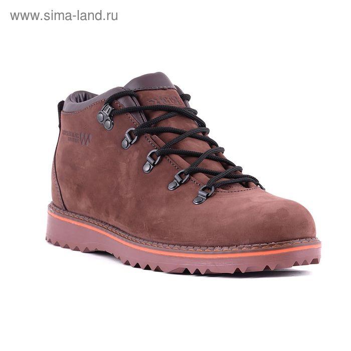 Ботинки TREK Парк 95-36 мех (  коричневый ) (р. 41)