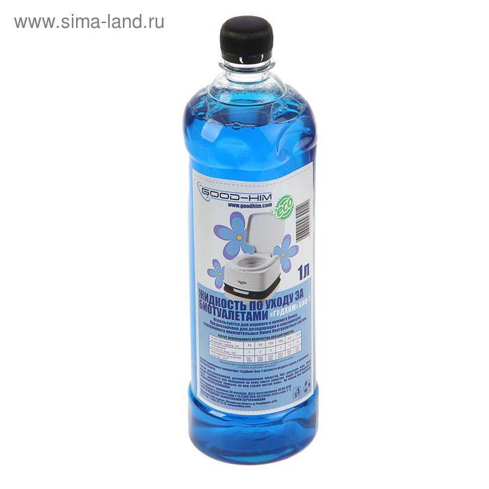 """Жидкость для биотуалетов Goodhim """"Био-Т"""", 1 л"""