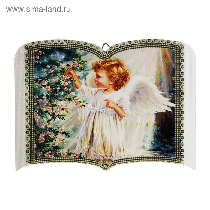 """Панно декоративное """"Ангелочек"""""""