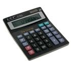 Калькулятор настольный 12-разрядный EF-1500V двойное питание