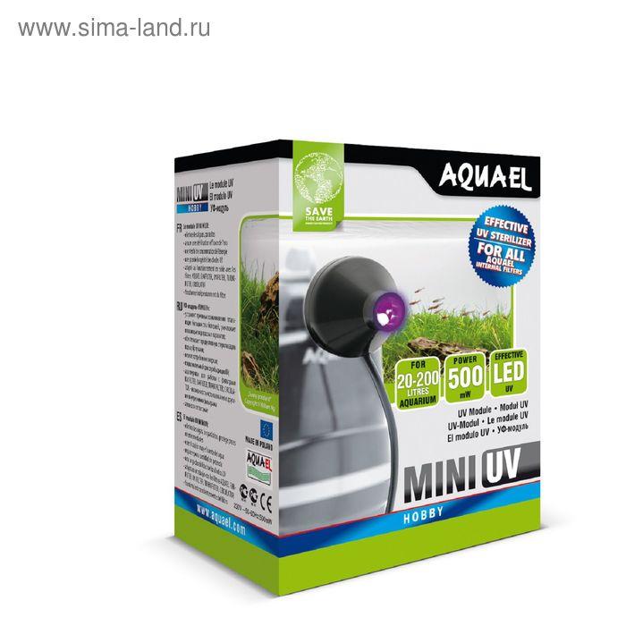 Стерилизатор MINI UV LED( AquaEl ), 0,5 W 20-200 л