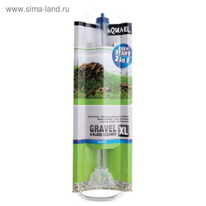 """СИФОН """" XL """" (очиститель грунта) AquaEl , высота=66 см."""
