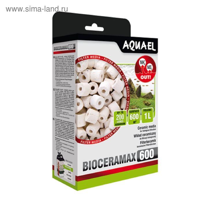 Наполнитель для фильтра Bioceramax PRO 600 1L (Aquael) керамика