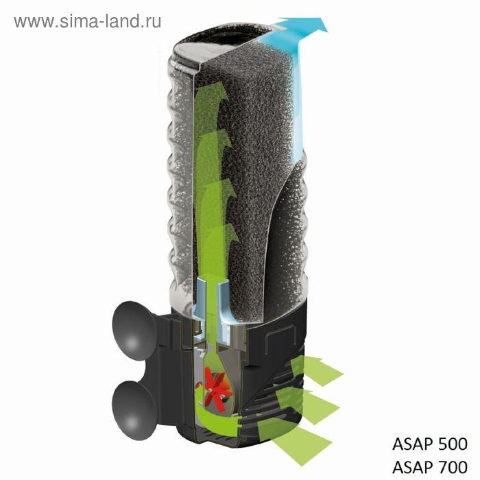 Фильтр внутренний  Aquael ASAP FILTER 700 6,8 W, 650 л./ч.,аквариум 100-250 л.