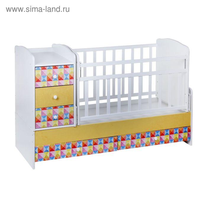 Детская кровать-трансформер «Цыплёнок»