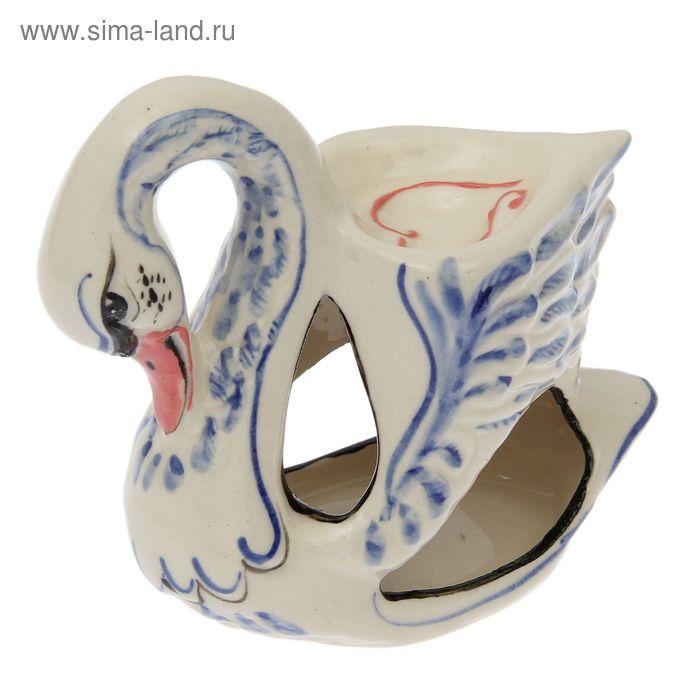 "Аромалампа ""Лебедь"" белая, микс"