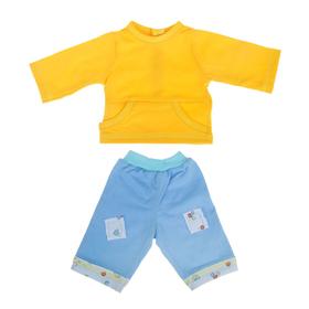 """Одежда для куклы """"Костюмчик для прогулки"""", размер 38-42"""