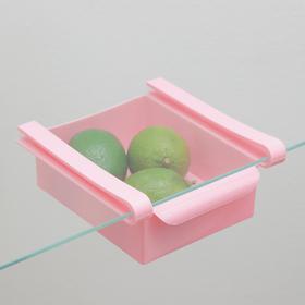 Контейнер подвесной в холодильник, цвет МИКС