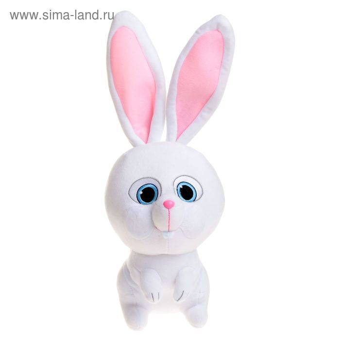 Мягкая игрушка «Кролик Снежок»