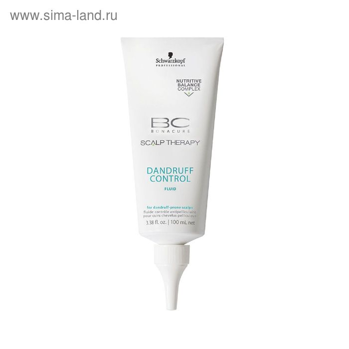 Сыворотка для волос Bonacure Scalp Therapy против перхоти, 100 мл