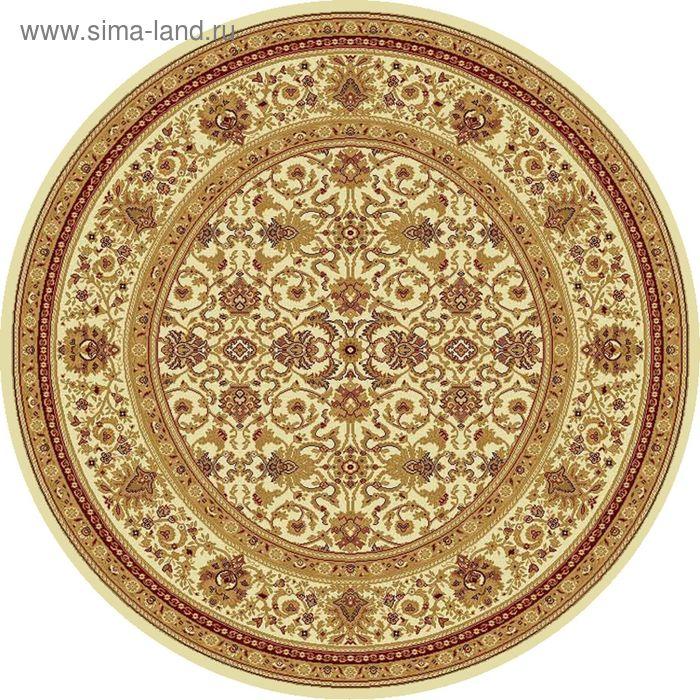 Ковёр круглый ARABES CLASSIC,  размер 150х150 см, рисунок 306/1659 0105