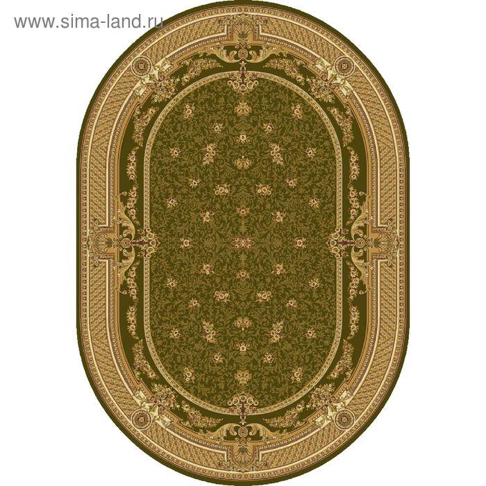 Ковёр овальный DOFIN EUROPEAN CLASSIC,  размер 120х180 см, рисунок 209/5542 0105