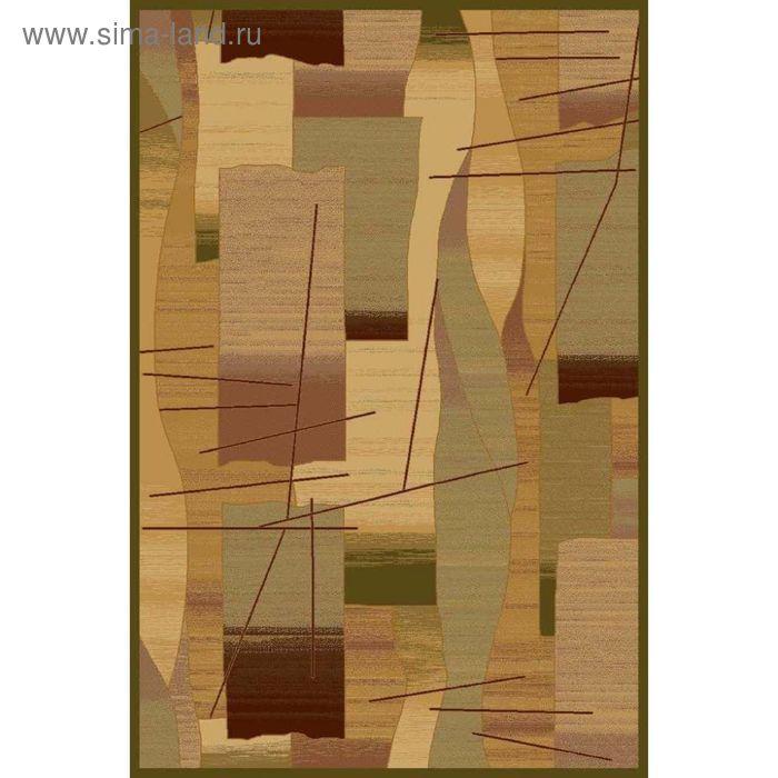 Ковёр CLASSIC FREGAT MODERN, размер 75х160 см, рисунок 250/5542, 0102