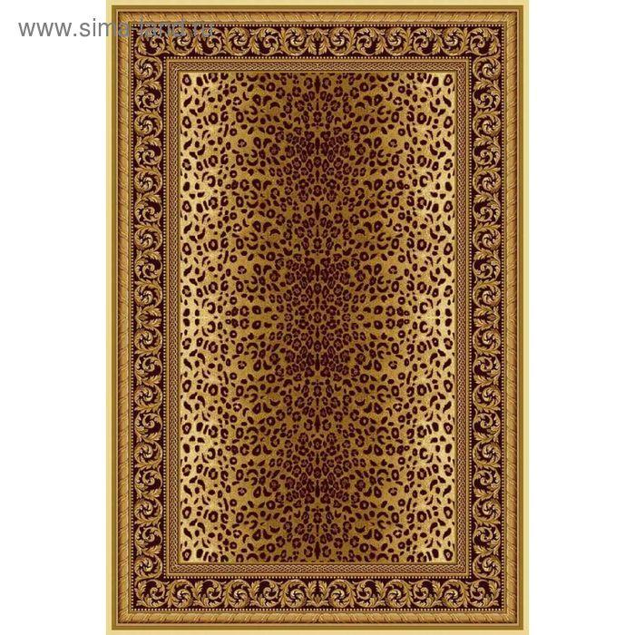 Ковёр LEOPARD  ELITE EUROPEAN,  размер 200х300 см, рисунок 470/61149, 3102