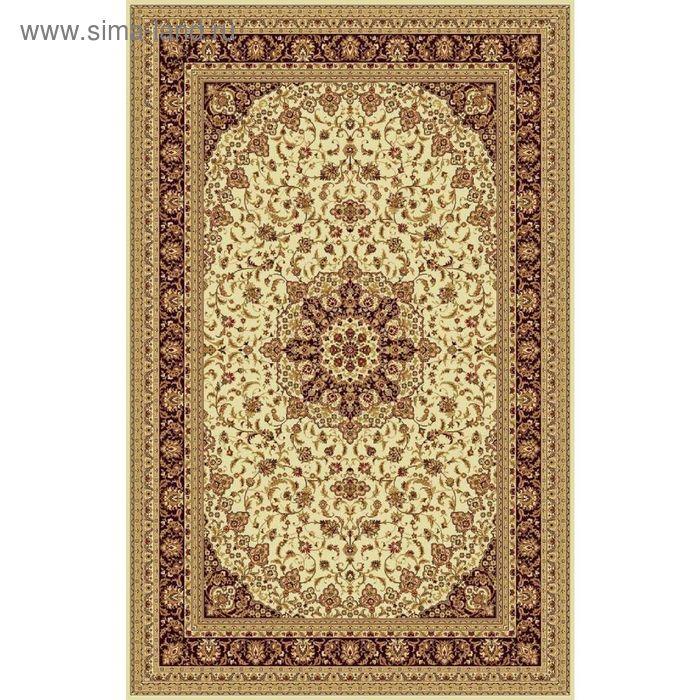 Ковёр CLASSIC ISFAHAN ELITE, размер 80х150 см, рисунок 207/61659, 3102