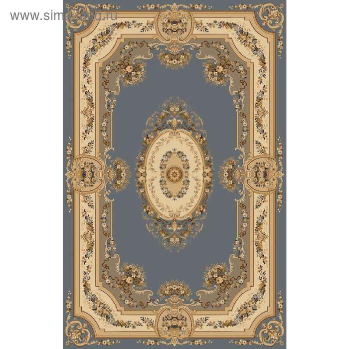 Ковёр BUSHE CLASSIC EUROPEAN, размер 150х225 см, рисунок 210/4544, 0102