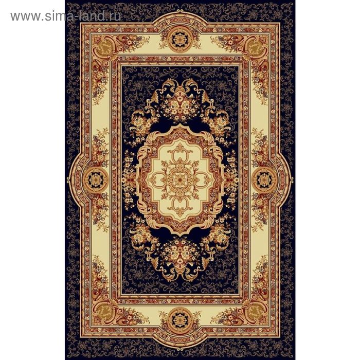 Ковёр LOUIS CLASSIC EUROPEAN, размер 150х225 см, рисунок 022/4688, 0102
