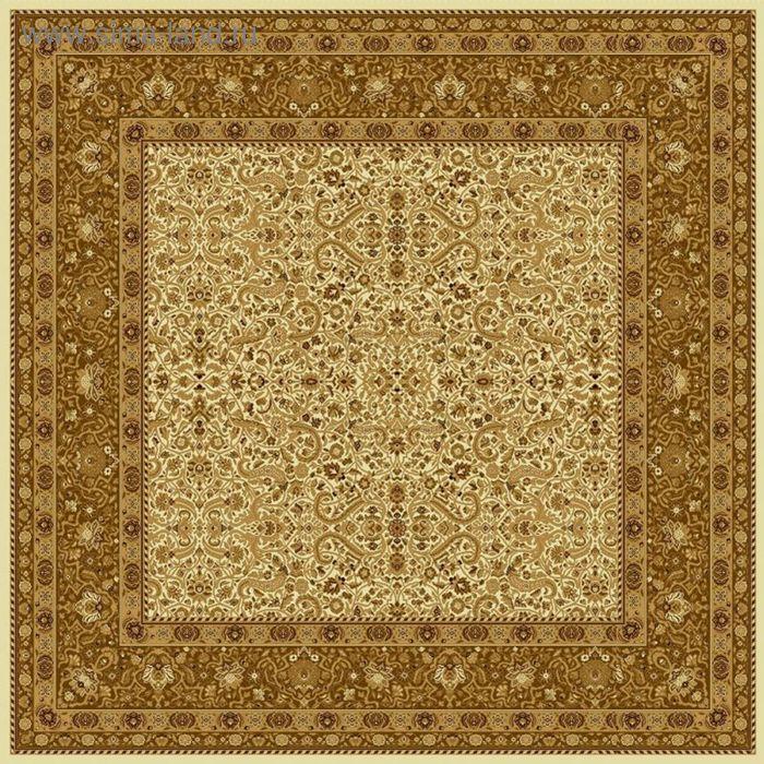 Ковёр квадратный MAGIC CLASSIC,  размер 250х250 см, рисунок 287/1149 0102