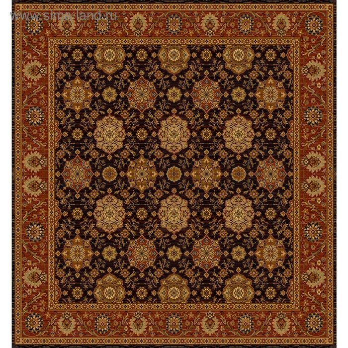 Ковёр квадратный VEGA ANTIQUE,  размер 300х300 см, рисунок 271/7770 0102