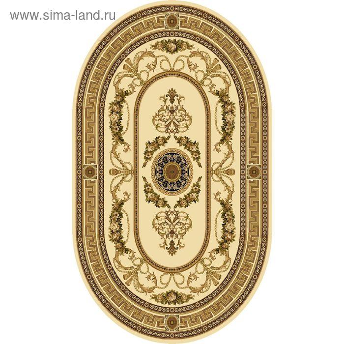 Ковёр овальный ELITA ELITE EUROPEAN,  размер 200х300 см, рисунок 252/61149 3105