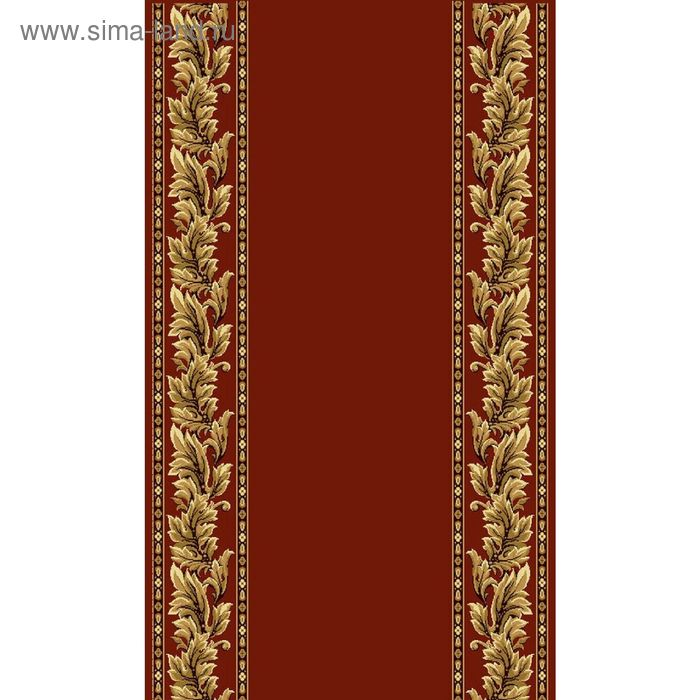 Дорожка KREMLIOVSCAIA EUROPEAN CLASSIC,  ширина 150 см, рисунок 123/3658, 0102