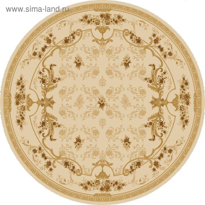 Ковёр круглый ROCAILLE ELITE EUROPEAN,  размер 200х200 см, рисунок 315/61149 3105