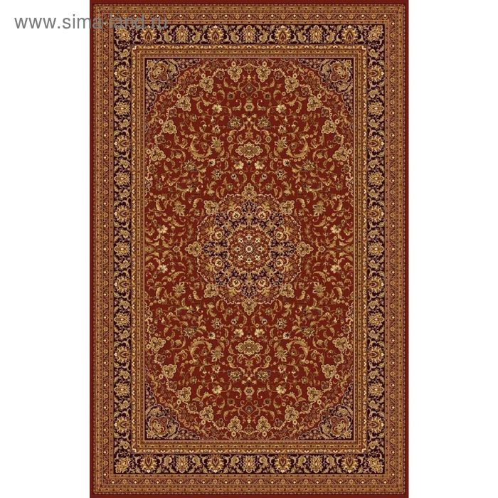 Ковёр ISFAHAN CLASSIC,  размер 300х400 см, рисунок 207/3658, 0102
