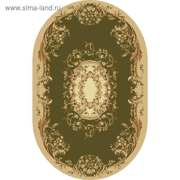 Ковёр овальный PASSAGE CLASSIC EUROPEAN,  размер 200х400 см, рисунок 062/5542 0105