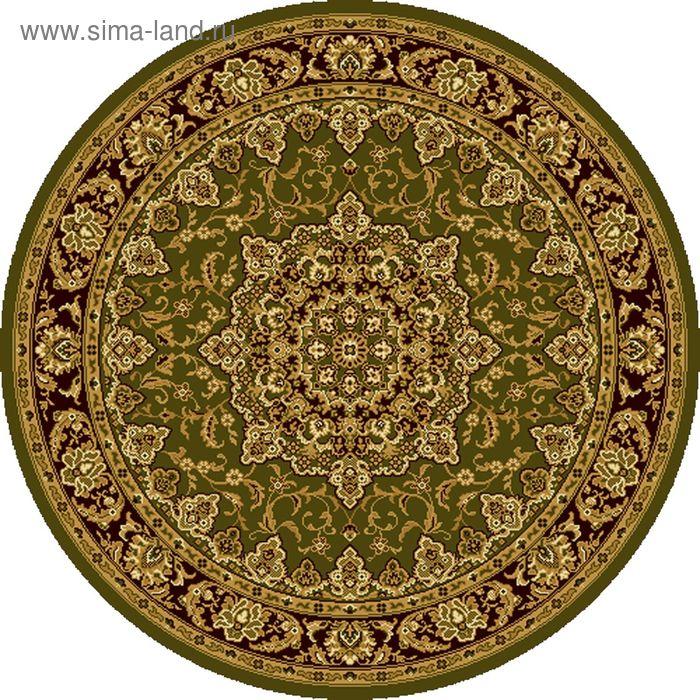 Ковёр круглый ISFAHAN CLASSIC,  размер 150х150 см, рисунок 207/5542 0105