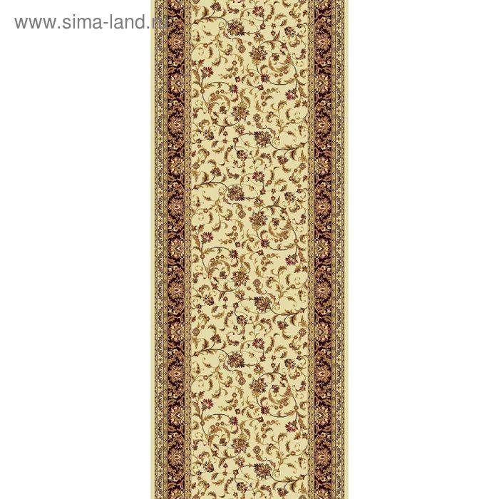 Дорожка ISFAHAN CLASSIC,  ширина 80 см, рисунок 207/1659, 0202