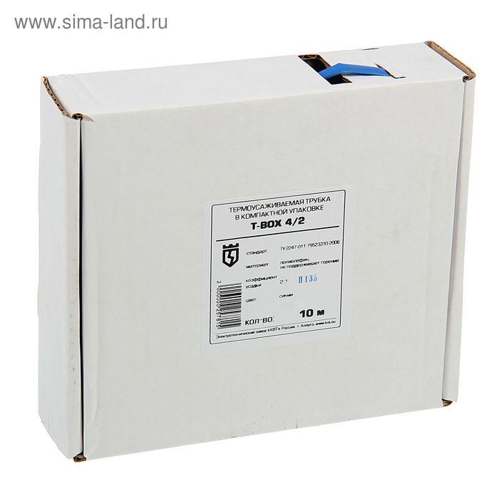T-BOX 4/2, синий, 10 м