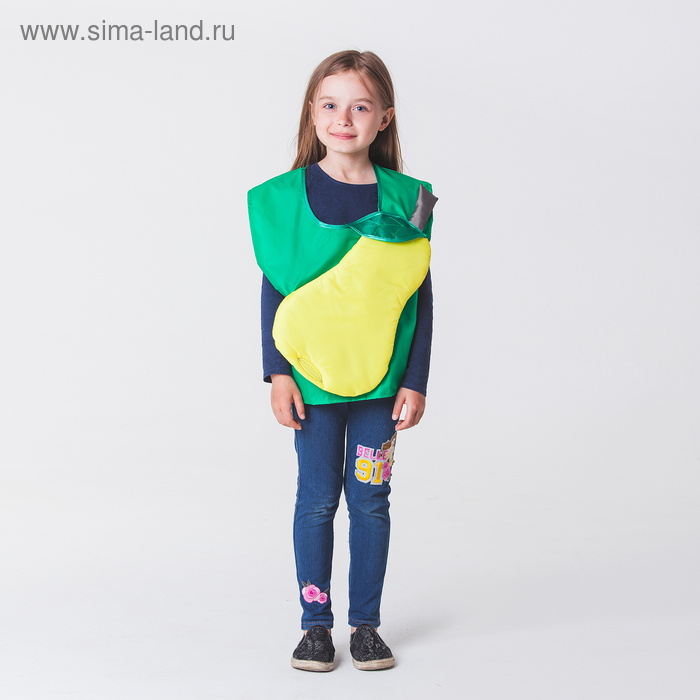 """Карнавальный жилет """"Груша"""", р-р 32-34, 5-10 лет"""