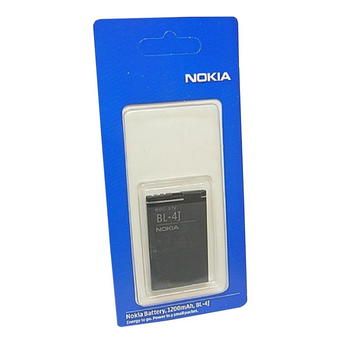 Аккумулятор NOKIA BL-4J для C6/5800/5230/X6/С3
