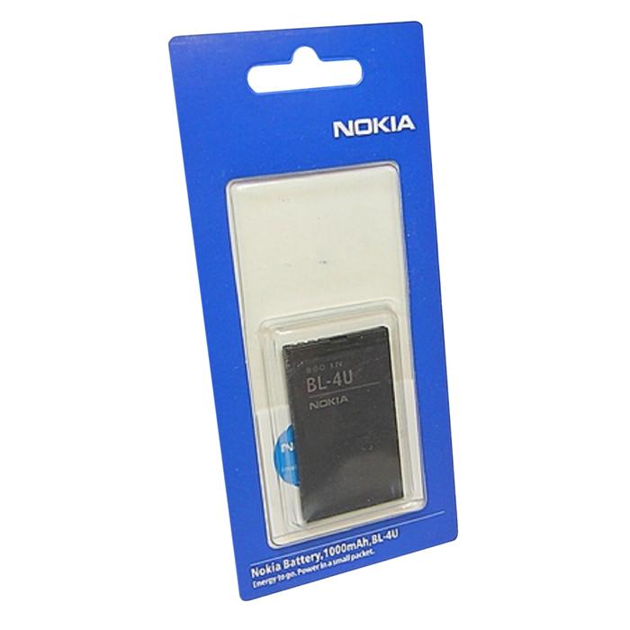 Аккумулятор NOKIA BL-4U 8800Arte/305
