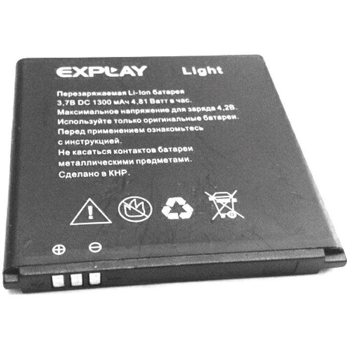 Аккумулятор Explay Light Тех.Упак.