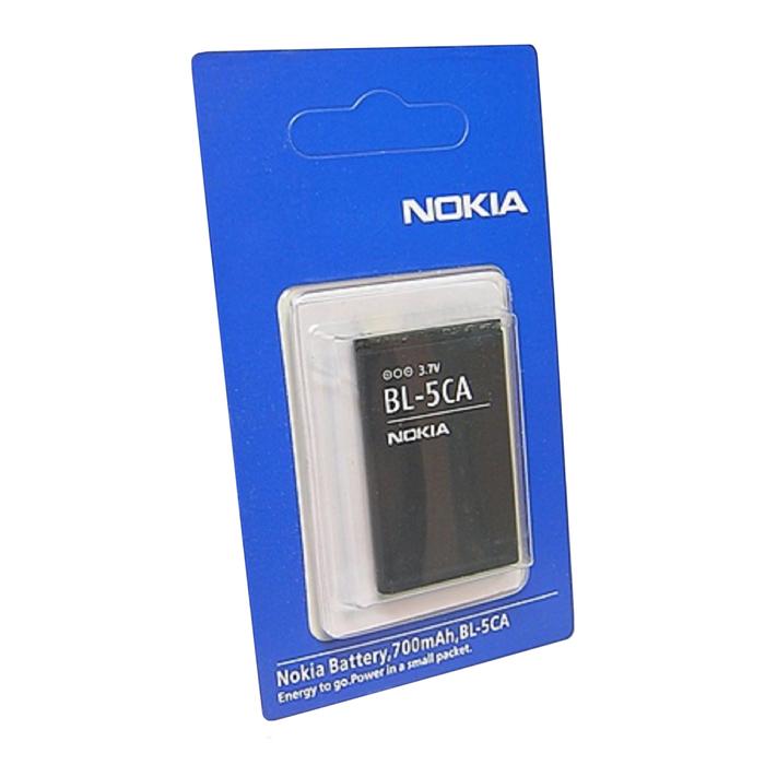 Аккумулятор NOKIA BL-5CA 1200/1208/1209