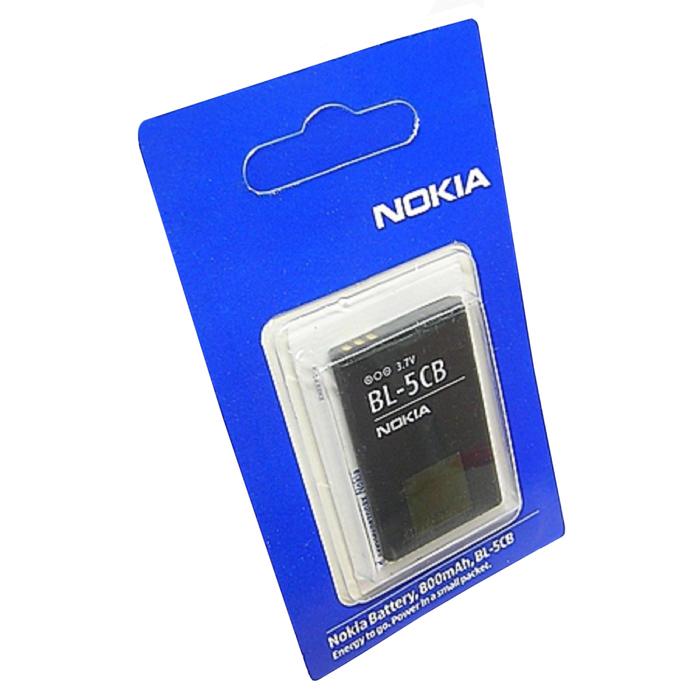Аккумулятор NOKIA BL-5CB 1280/1616/1800