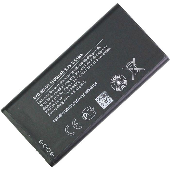 Аккумулятор NOKIA BN-01 X/X+