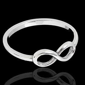 """Кольцо """"Снуд"""", размер 19, цвет чернёное серебро"""