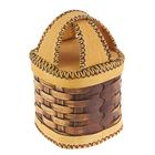 Батонница «Теремок», плетеная