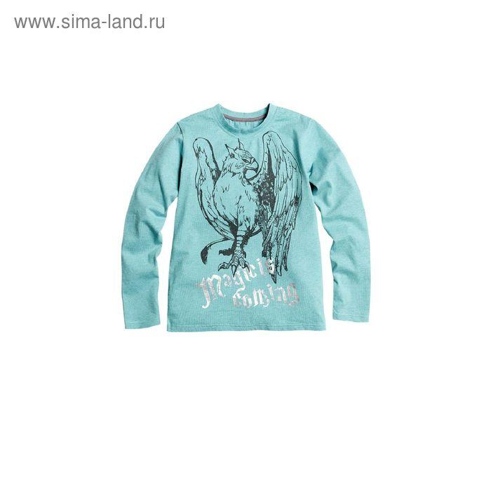 Джемпер для мальчиков, 6 лет, цвет Ментол BJR474/1