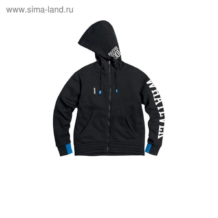 Джемпер для мальчиков, 12 лет, цвет Черный BJXK576